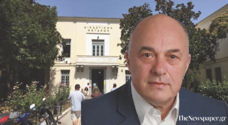 Αχ. Μπέος σε Υπουργό Δικαιοσύνης: «Αν καθυστερήσει το Δικαστικό Μέγαρο θα γίνει της Πάολας» [βίντεο]