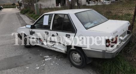Βόλος: Του διέλυσαν το αυτοκίνητο και δίνει αμοιβή για να βρει τον δράστη [εικόνες]