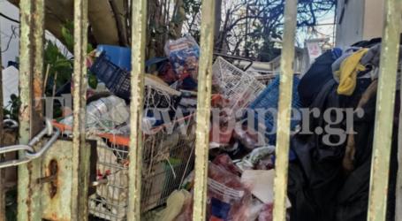 Βόλος: Κίνδυνος για τη δημόσια υγεία – Μετέτρεψε το σπίτι του σε χωματερή [εικόνες]