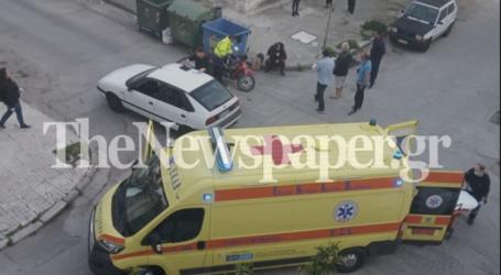 ΤΩΡΑ: Τροχαίο ατύχημα στο κέντρο του Βόλου – Ένας τραυματίας [εικόνες]