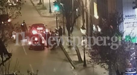 Νυχτερινοί έλεγχοι της Αστυνομίας στον Βόλο για τα μέτρα απαγόρευσης κυκλοφορίας [εικόνα]