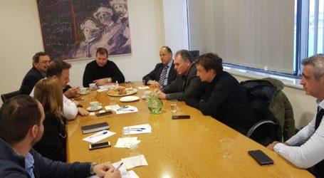 ΣΘΕΒ: Συνάντηση με την νέα διοίκηση της Ε.Ε. ΒΙ.ΠΕ. Λάρισας