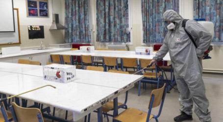 Παρατείνονται και οι απολυμάνσεις των σχολείων στον Δήμο Βόλου