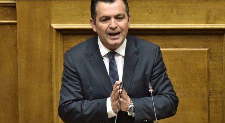 Παρέμβαση του βουλευτή Μαγνησίας Χρήστου Μπουκώρουγια τα ιδρύματα