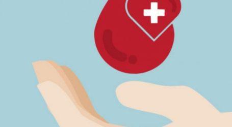 Εθελοντική αιμοδοσία στον Βόλο – Λίγα τα αποθέματα αίματος