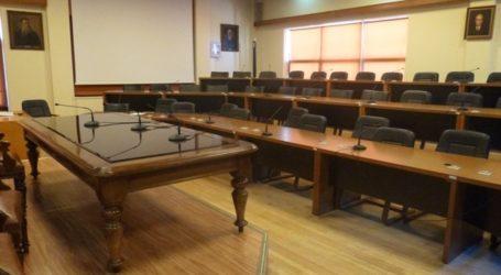 Χωρίς συνεδριάσεις λόγω κορωνοϊού το Δημοτικό Συμβούλιο Βόλου