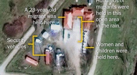 """Δημοσίευμα των New York Times για """"κρυφό κέντρο κράτησης προσφύγων στον Έβρο"""""""