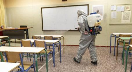 Κλειστά για απολύμανση την Παρασκευή τα σχολεία του Δήμου Ρ. Φεραίου