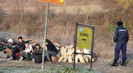 Απετράπη είσοδος μεταναστών από σημείο που δεν υπάρχει φράχτης στον Έβρο
