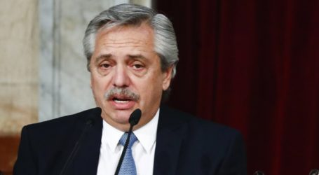 Ο πρόεδρος Φερνάντες ανακοινώνει νομοσχέδιο που θα νομιμοποιεί την άμβλωση