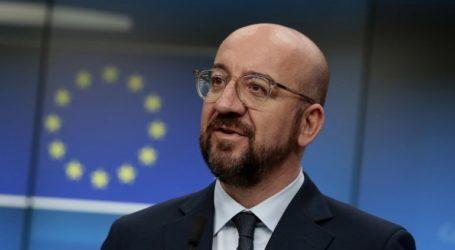 Στηρίζουμε τις προσπάθειες της Ελλάδας να προστατεύσει τα ευρωπαϊκά σύνορα