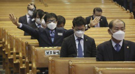 Η δημαρχία της Σεούλ υπέβαλε μήνυση για ανθρωποκτονία εναντίον ηγετικών στελεχών αίρεσης