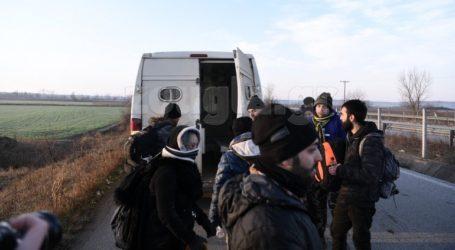 Δείτε συλλήψεις μεταναστών από τον Έβρο