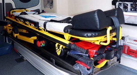 32χρονος μεταφέρεται στο Νοσοκομείο Λάρισας με ύποπτα συμπτώματα