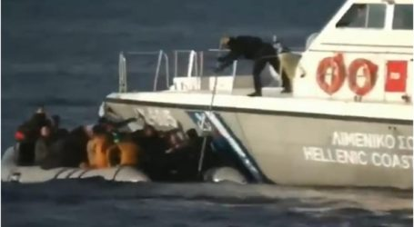 Να δοθούν εξηγήσεις για τις βίαιες απωθήσεις σκαφών με μετανάστες από το Λιμενικό