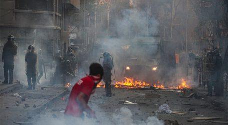 Διαδηλώσεις και βίαια επεισόδια στη Χιλή