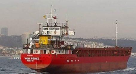 Αποκολλήθηκε το φορτηγό πλοίο «Von Perle» που είχε προσαράξει σε αμμώδη αβαθή στην Κω