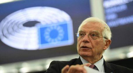 Στην Άγκυρα ο Ύπατος εκπρόσωπος της Ε.Ε., Μπορέλ