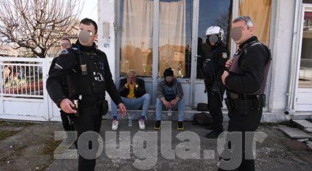 Φωτογραφικά ντοκουμέντα του zougla.gr από συλλήψεις μεταναστών στον Έβρο