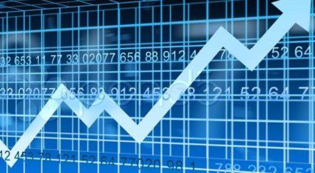 """""""Ποδαρικό"""" με άνοδο 6,38%-Στο 11,24% η τραπεζική άνοδος"""