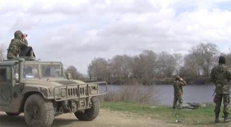 Ο Στρατός σε πλήρη δράση στον Έβρο