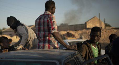 Το αεροδρόμιο Τρίπολης μεταφέρει τις πτήσεις στη Μισράτα λόγω βομβαρδισμών