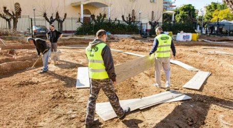 Ανακατασκευάζονται 19 παιδικές χαρές του Δήμου Αθηναίων