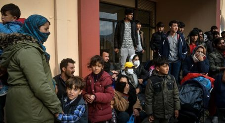 Συνολικά 80 μετανάστες μεταφέρθηκαν στο αρματαγωγό «Ρόδος»