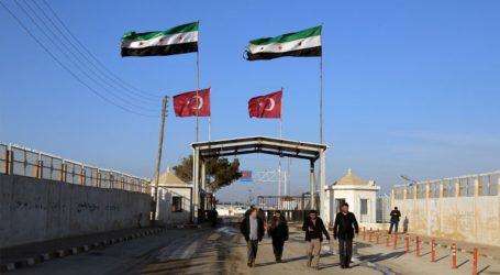 Έτοιμη η Τουρκία να ανοίξει τις συνοριακές πύλες της με τη Συρία για τους μετανάστες