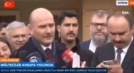Ο υπουργός Εσωτερικών της Τουρκίας κατηγόρησε δημοσιογράφο πως είναι πράκτορας της Ελλάδας