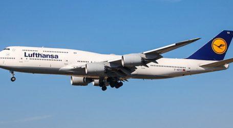 Η Lufthansa ακύρωσε περίπου 7.100 πτήσεις έως το τέλος Μαρτίου λόγω κοροναϊού
