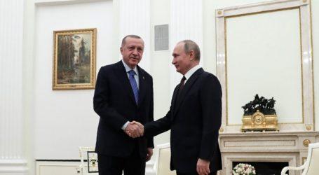 Συμφωνία Πούτιν – Ερντογάν για το Ιντλίμπ