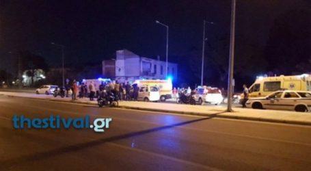 Θανατηφόρο τροχαίο στη Θεσσαλονίκη με θύμα μία γυναίκα 62 ετών