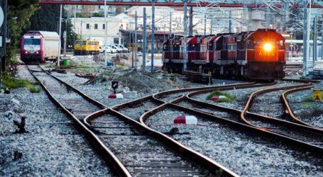 Εκτροχιασμός τρένου στην Πάτρα: Ασφαλείς οι επιβάτες