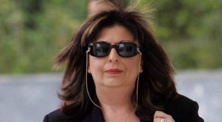 Κάθειρξη 13 ετών στην πρώην ανακρίτρια Αντωνία Ηλία