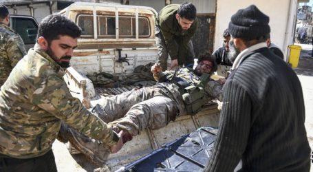 Δεκαπέντε άνθρωποι σκοτώθηκαν σε συγκρούσεις στο Ιντλίμπ παρά την εκεχειρία