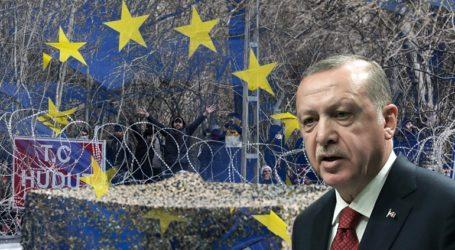 Εκτάκτως στις Βρυξέλλες ο Ερντογάν