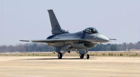 Πτήση τουρκικών F-16 πάνω από τους Λειψούς