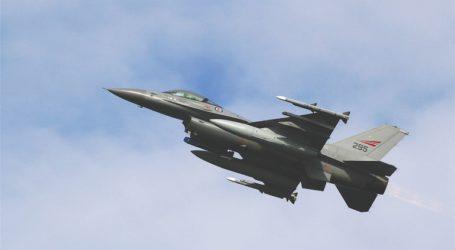 Πτήση τουρκικών F-16 πάνω από τη Ρω