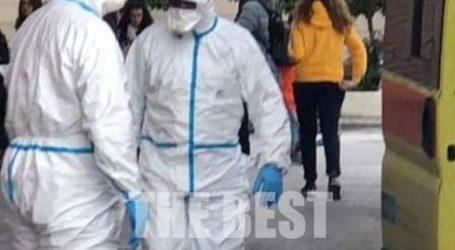 Ασθενοφόρο του ΕΚΑΒ παρέλαβε από τα ΚΤΕΛ Πάτρας άνδρα με πυρετό που είχε ταξιδέψει στην Ιταλία