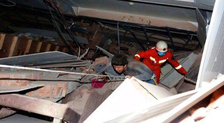 Τουλάχιστον 4 νεκροί από την κατάρρευση του ξενοδοχείου Xinjia