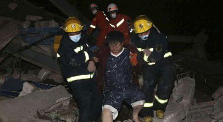 Κίνα: Στους έξι ανήλθε ο αριθμός των νεκρών από την κατάρρευση του ξενοδοχείου