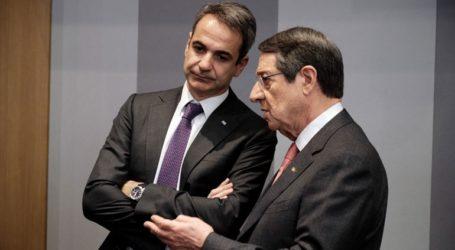 Δύναμη σωμάτων ασφαλείας από την Κύπρο μεταβαίνει στην Ελλάδα