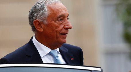 Ο πρόεδρος της Πορτογαλίας μπαίνει από μόνος του σε καραντίνα