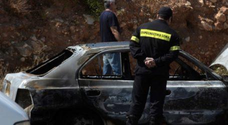 Πυρκαγιά σε όχημα στο Κερατσίνι