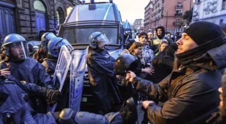 Εξεγέρσεις σε φυλακές της Ιταλίας λόγω κορωνοϊού