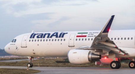Η IranAir ανέστειλε όλες τις πτήσεις της προς ευρωπαϊκούς προορισμούς