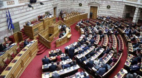 Μέτρα παίρνει η Βουλή για τον κορωνοϊό