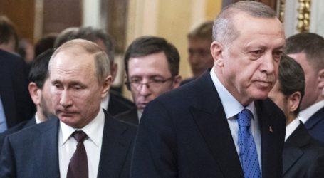 «Πρότεινα στον Πούτιν κοινή διαχείριση κοιτασμάτων πετρελαίου στη Συρία»