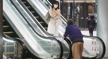 Στα 1.278 τα κρούσματα στην Ιαπωνία